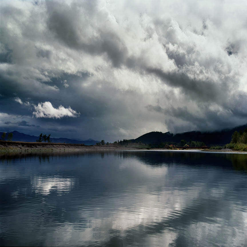Пейзажи фотографа Майкла Истмена 15