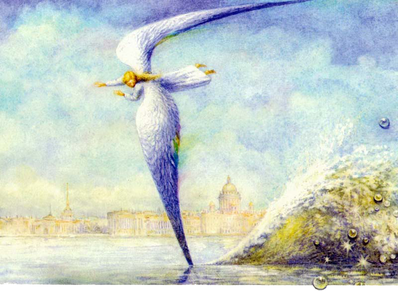 Картины Владимира Румянцева 1