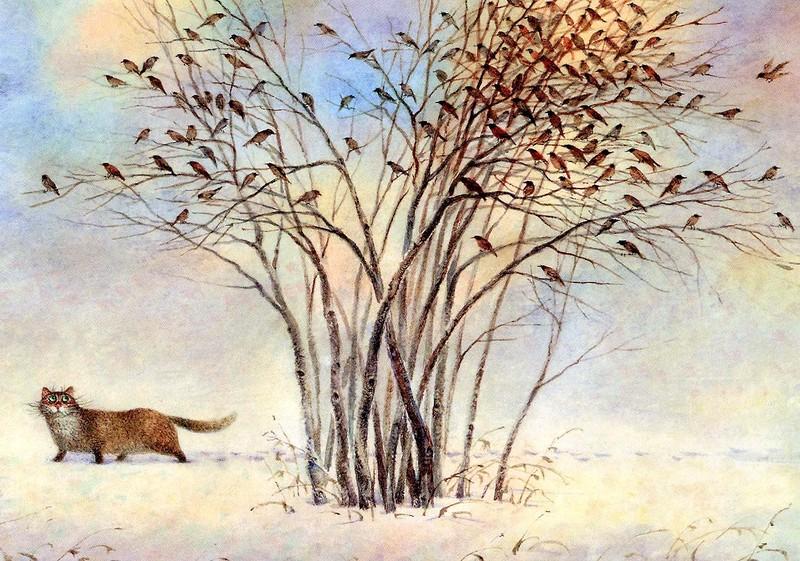 Картины Владимира Румянцева 101