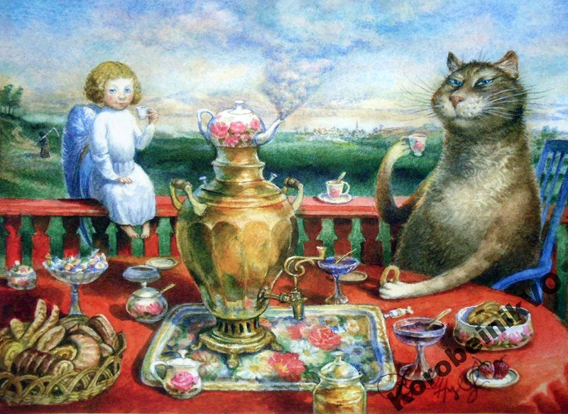 Картины Владимира Румянцева 13