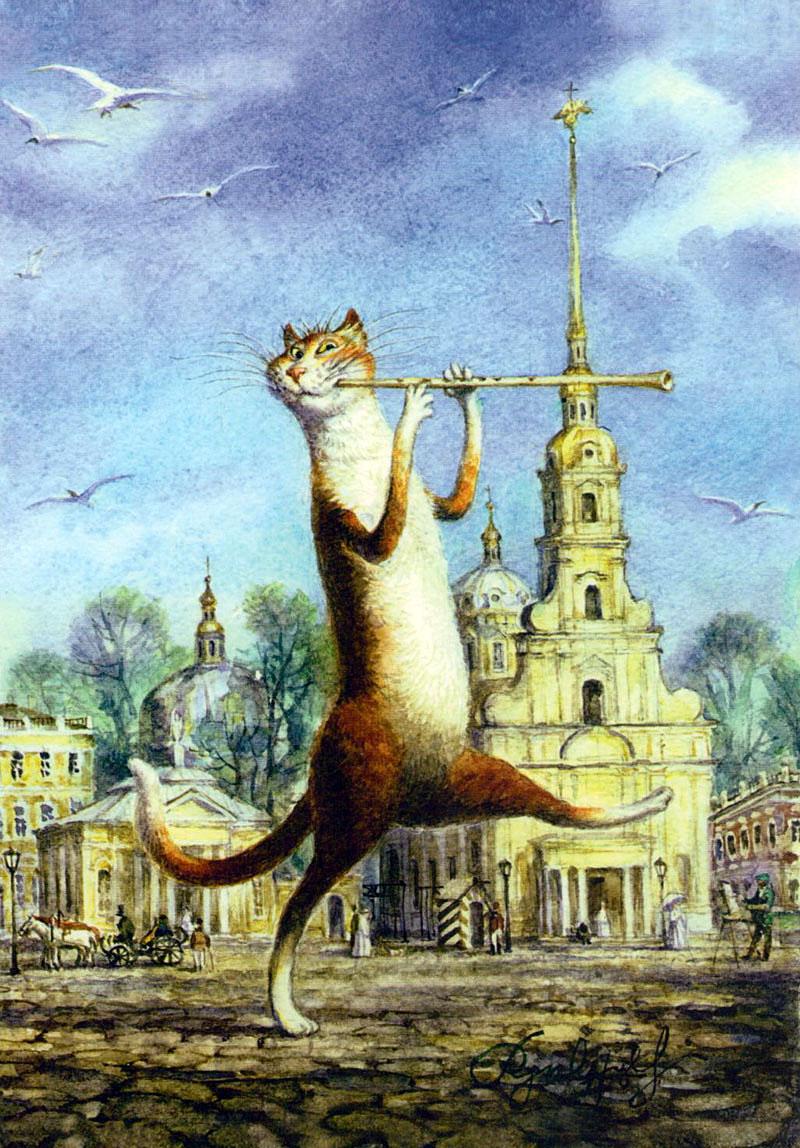 Картины Владимира Румянцева 17