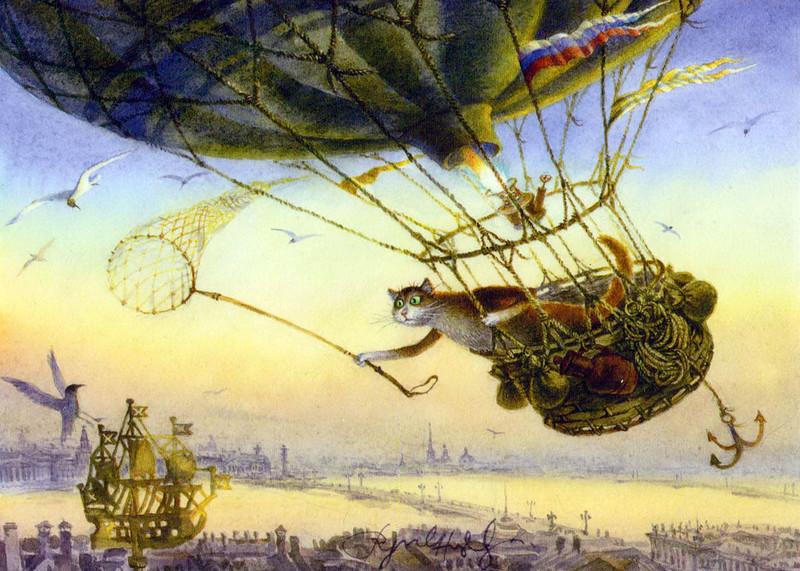 Картины Владимира Румянцева 18