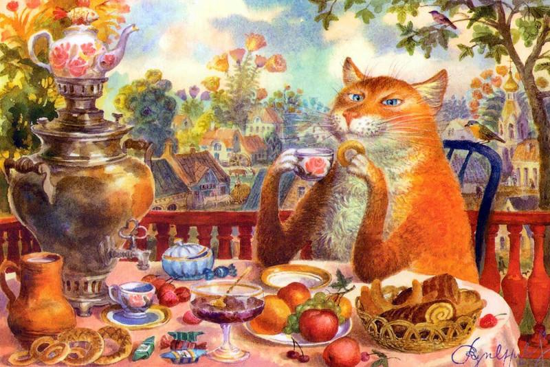 Картины Владимира Румянцева 20
