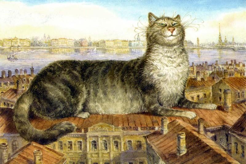 Картины Владимира Румянцева 28