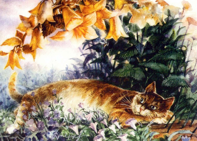 Картины Владимира Румянцева 41