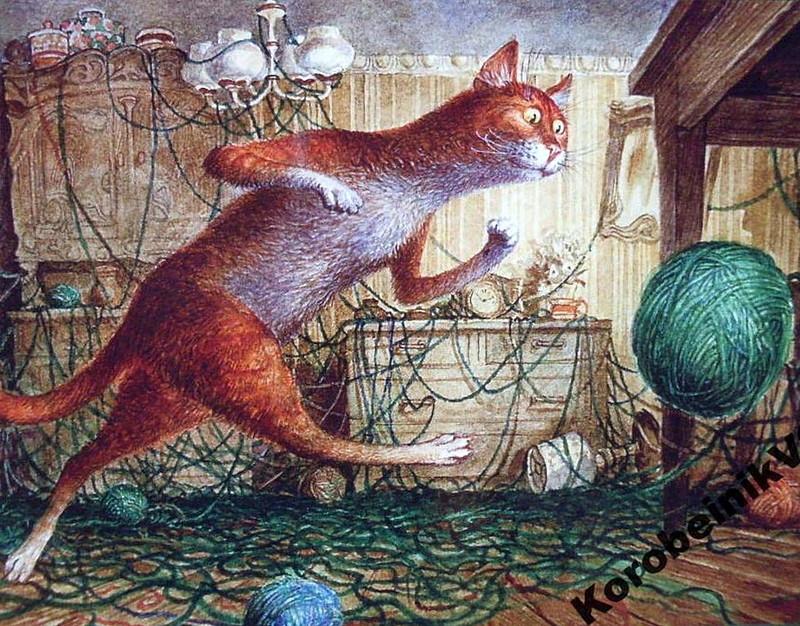 Картины Владимира Румянцева 42