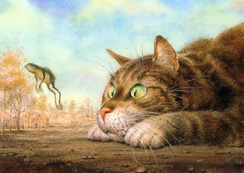 Картины Владимира Румянцева 44
