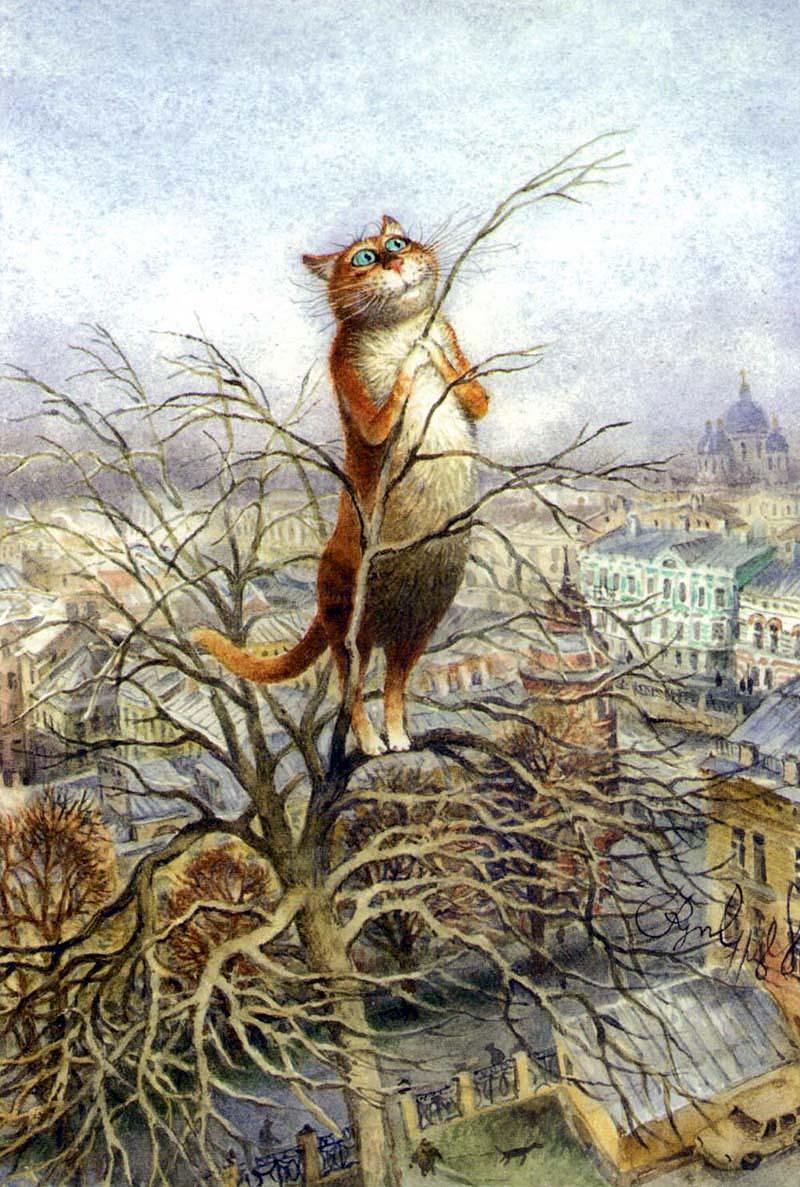 Картины Владимира Румянцева 5