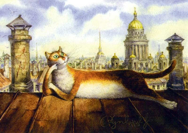 Картины Владимира Румянцева 52