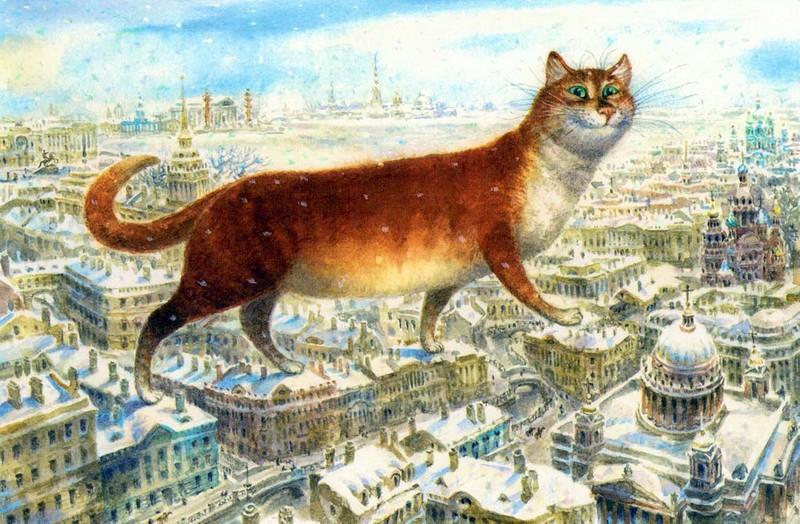 Картины Владимира Румянцева 97