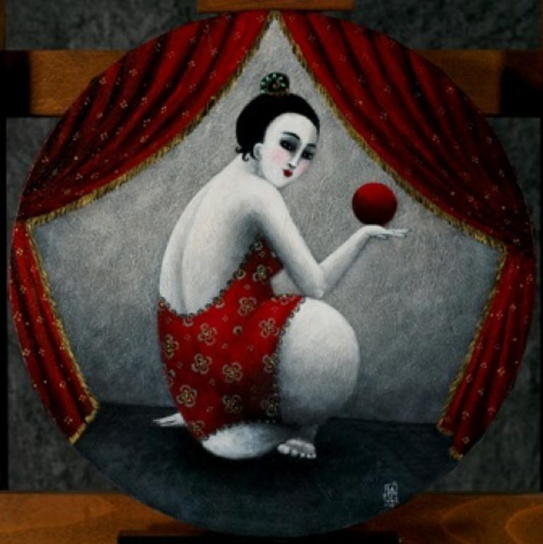 Картины Джоанны Перду 12