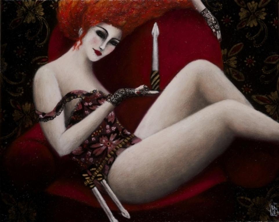 Картины Джоанны Перду 3