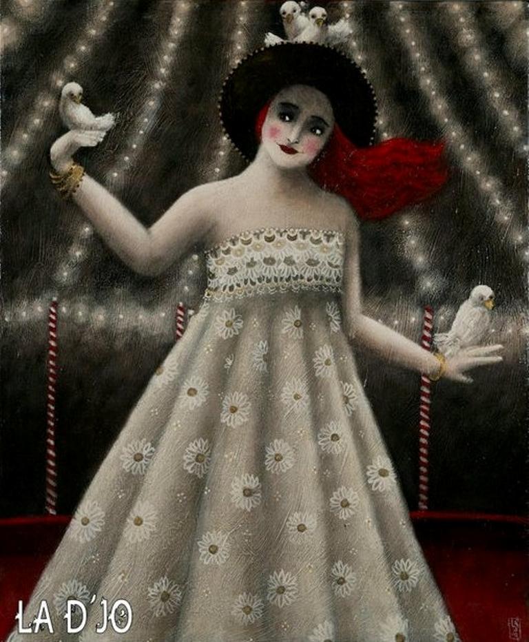 Картины Джоанны Перду 4