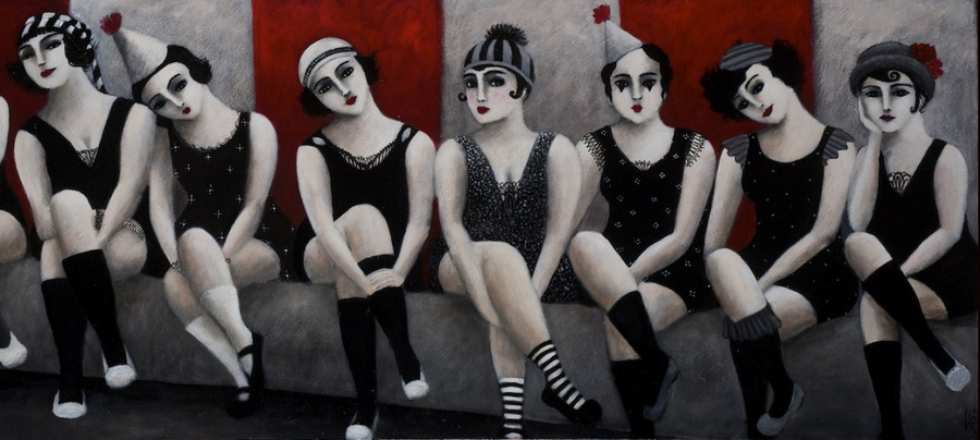Картины Джоанны Перду 15