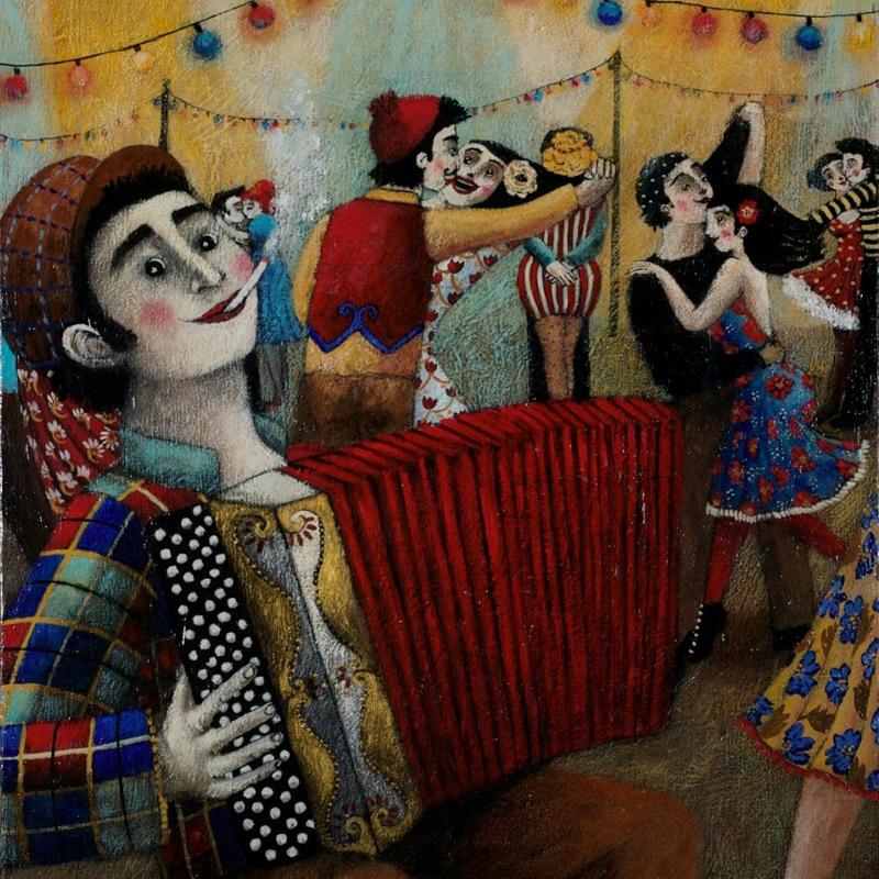Картины Джоанны Перду 24