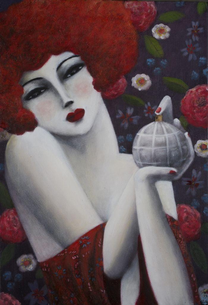 Картины Джоанны Перду 5