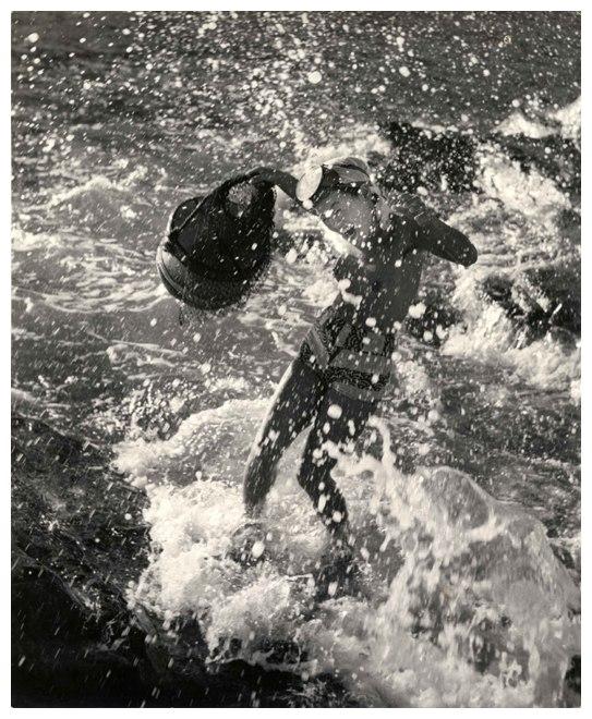 «Женщины моря». Фотограф Ивасе Ёсиюки 15