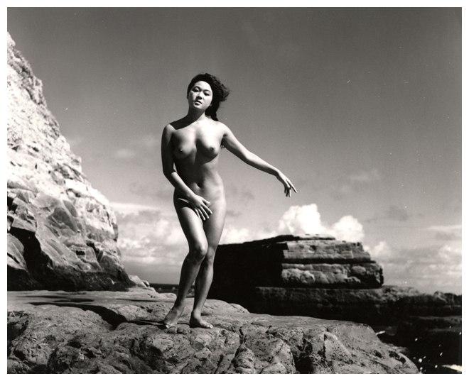 «Женщины моря». Фотограф Ивасе Ёсиюки 32