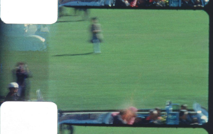 JFK Assassination Frame 313 Abraham Zapruder 1963