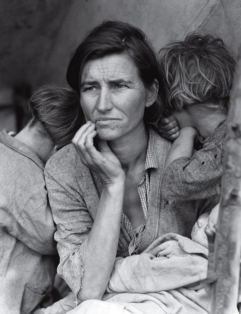 Migrant Mother Dorothea Lange 1936