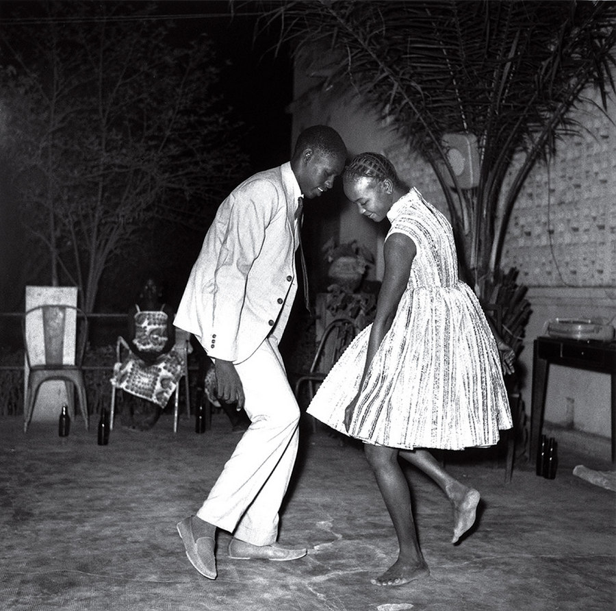 Nuit de Noël Happy Club Malick Sidibè 1963