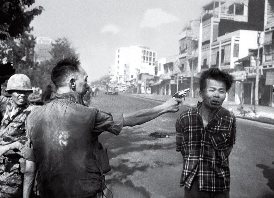 Saigon Execution Eddie Adams 1968