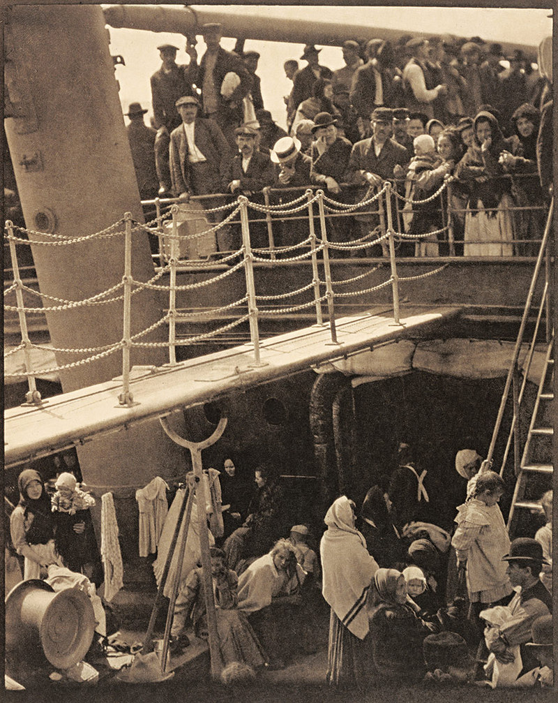 The Steerage Alfred Stieglitz 1907