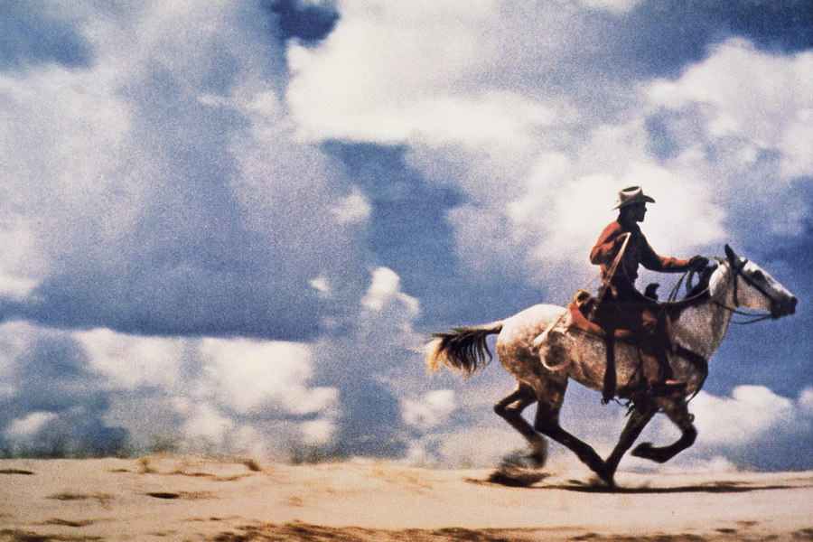 Untitled Cowboy Richard Prince 1989