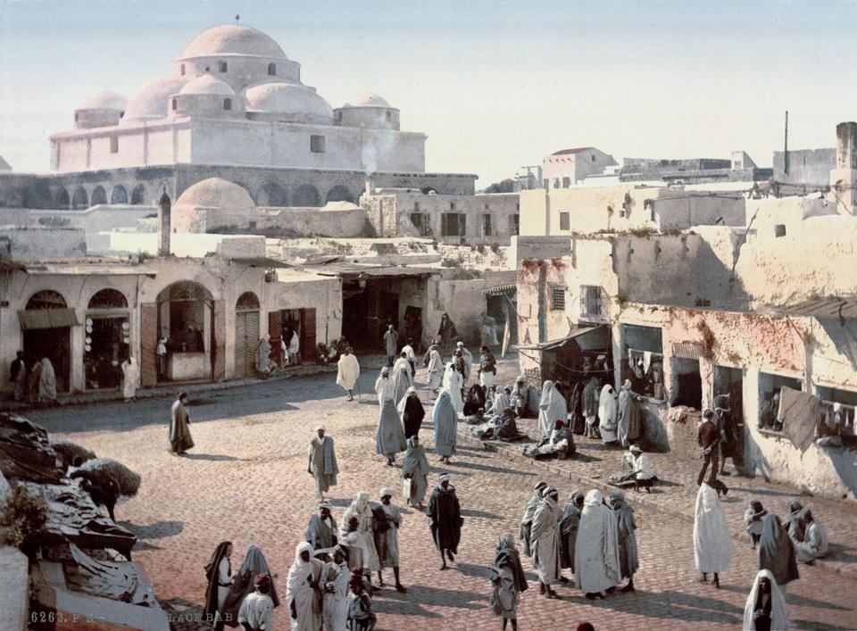 Bab Suika-Suker Square Tunis