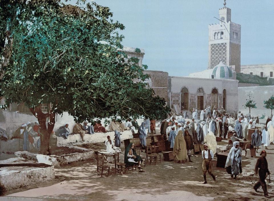 Kasbah market Tunis