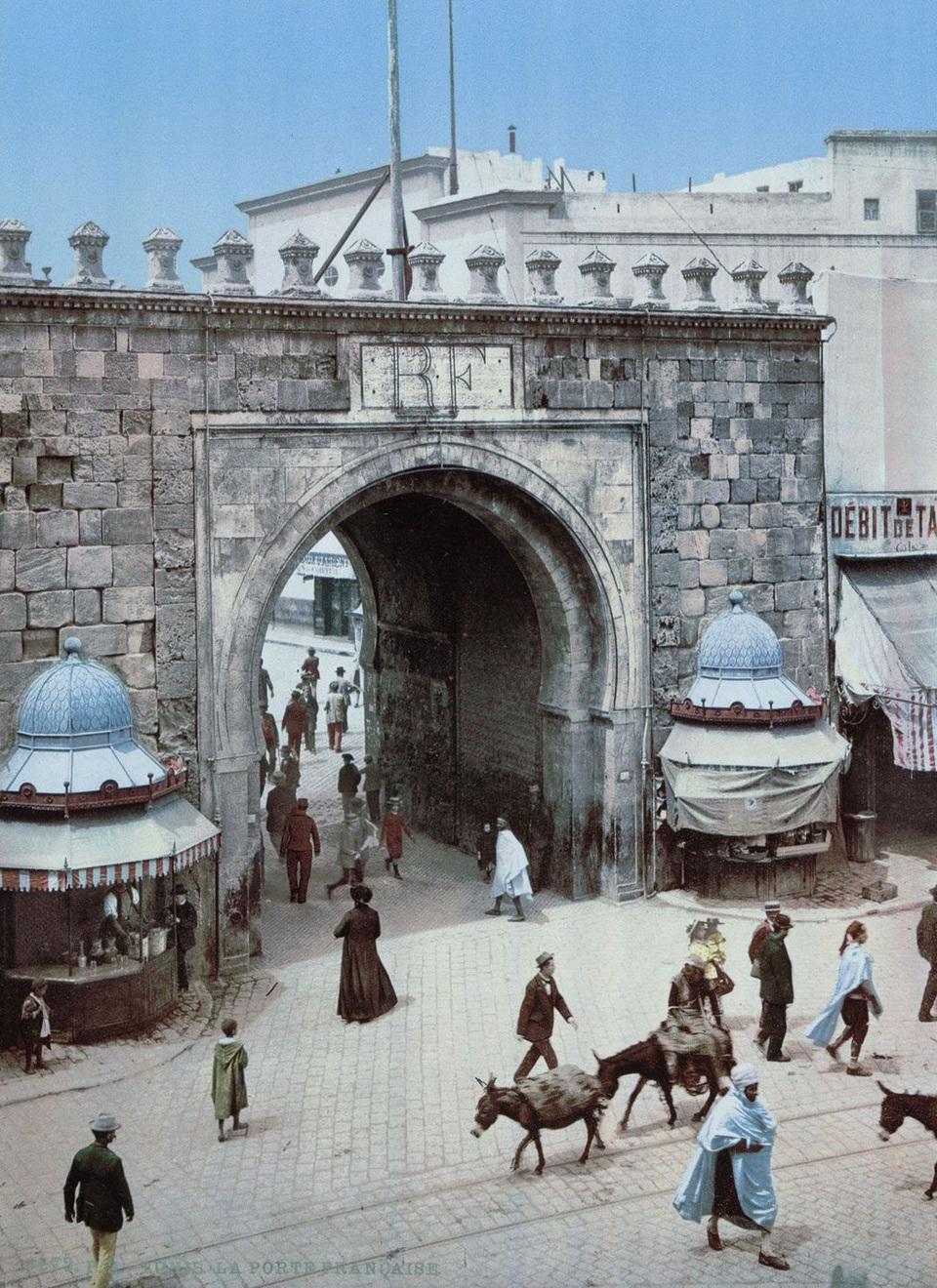 La Porte Française Tunis