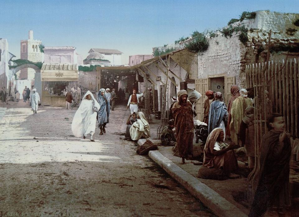 Marr Street Tunis