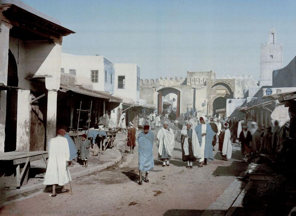 Street in Kairwan