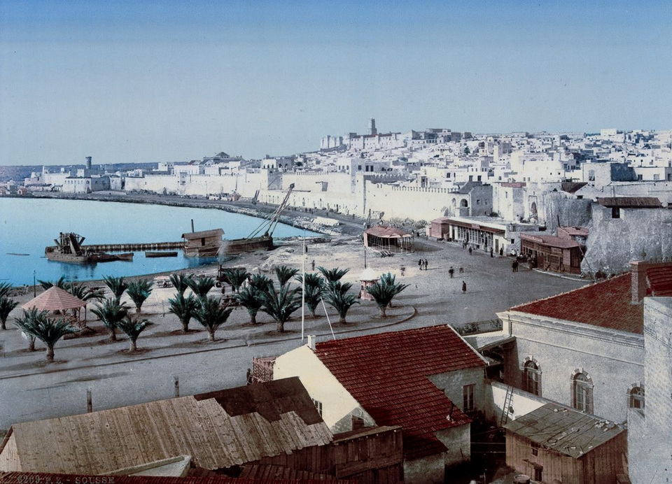 The Promenade Of Sousse