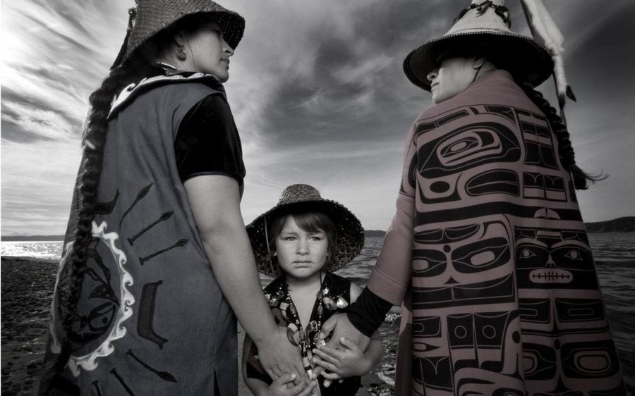Этот фотограф снимает портреты всех 566 коренных американских народов 12