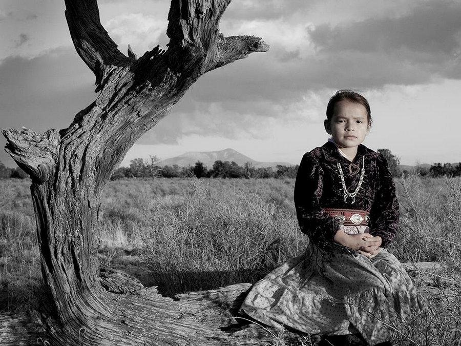 Этот фотограф снимает портреты всех 566 коренных американских народов 14
