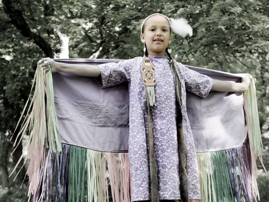 Этот фотограф снимает портреты всех 566 коренных американских народов 3