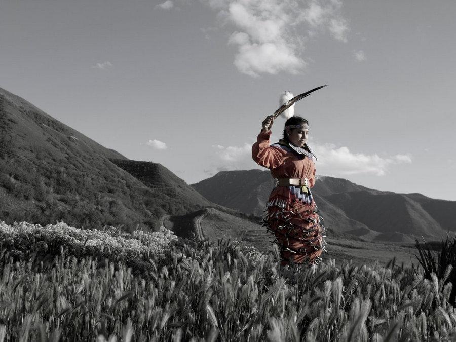 Этот фотограф снимает портреты всех 566 коренных американских народов 5