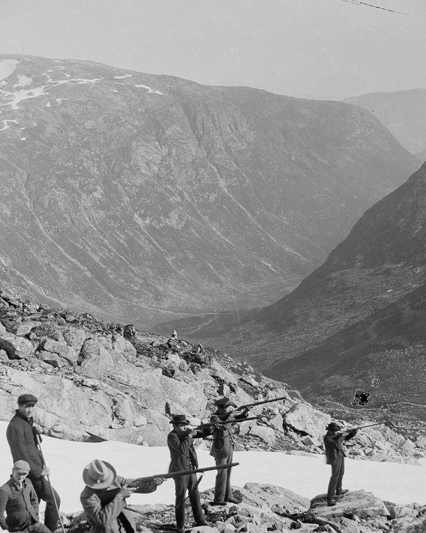 Люди Согндала 1900 Норвегия 26
