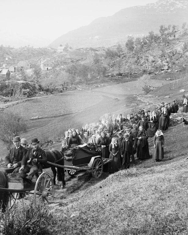 Люди Согндала 1900 Норвегия 31
