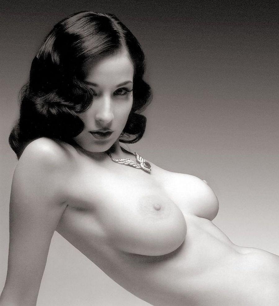 Dita von teese nude scene