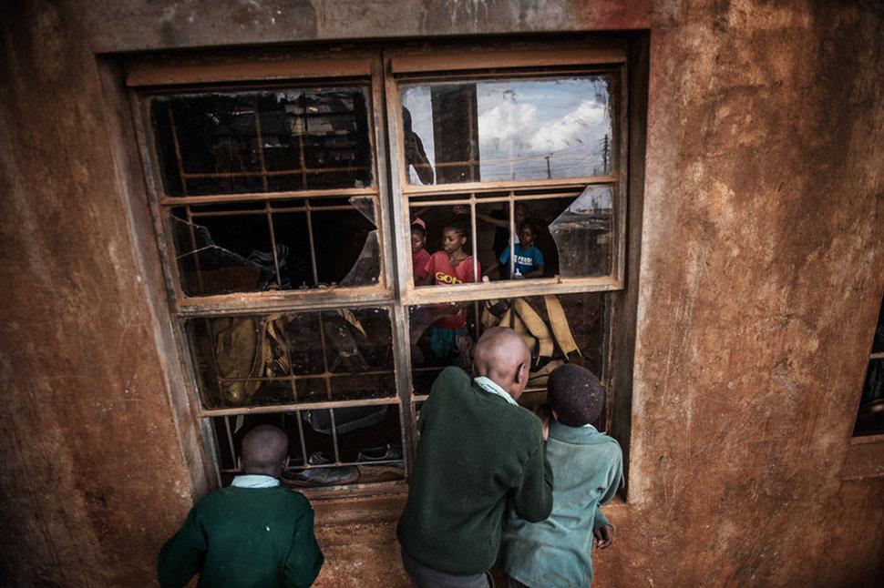 Балет в трущобах. Фотограф Фредрик Лернерид 11