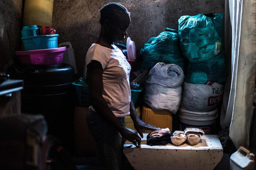 Балет в трущобах. Фотограф Фредрик Лернерид 23