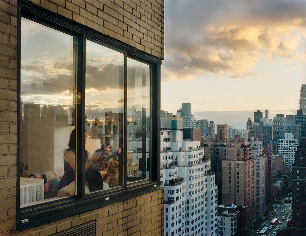 картинка вид из окна квартиры неф искусно