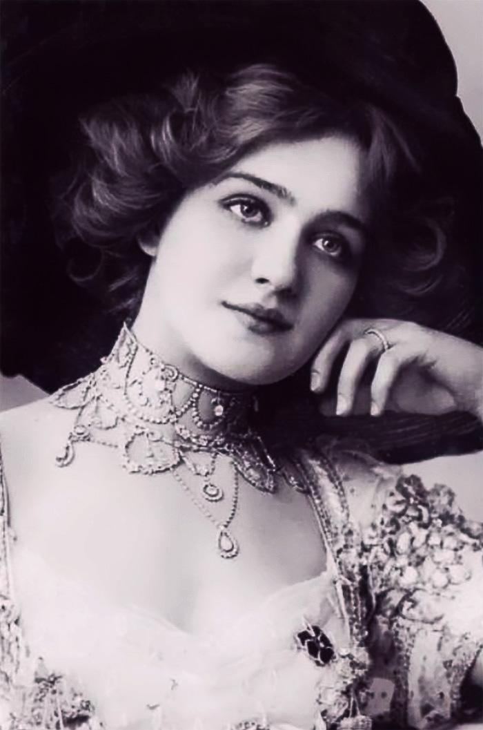 Самые красивые женщины 1900-х годов 1