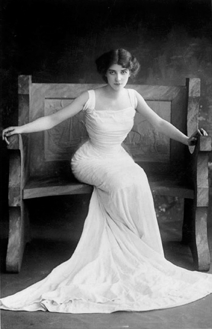 Самые красивые женщины 1900-х годов 6