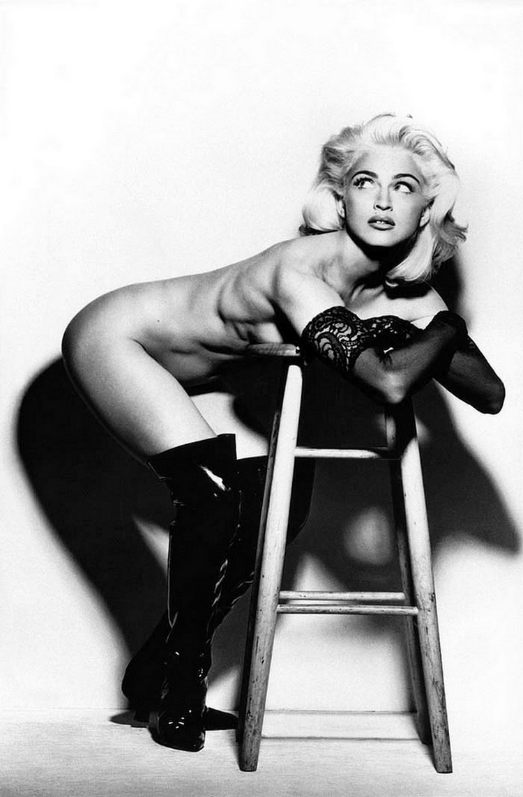 Playboy to publish lost madonna nudes