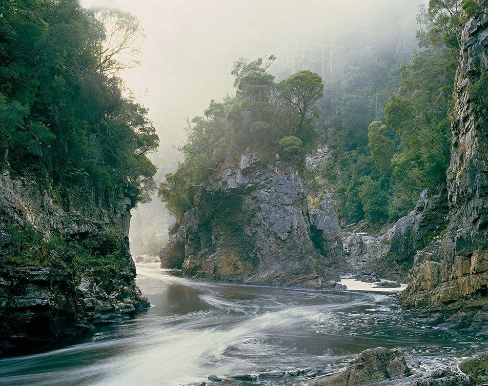 Первобытная красота Тасмании в пейзажных фотографиях Питера Домбровскиса  16