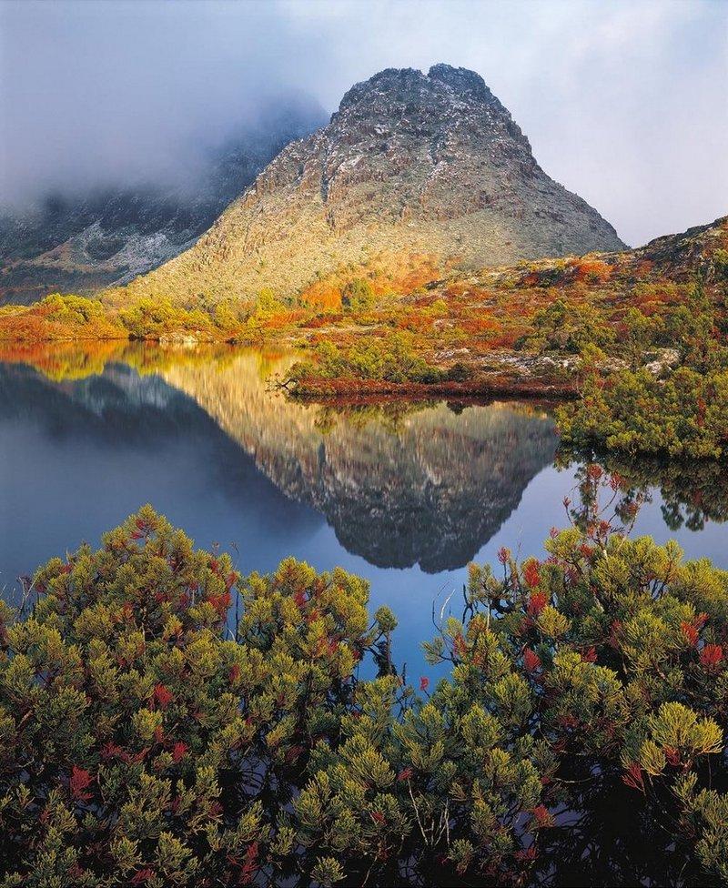 Первобытная красота Тасмании в пейзажных фотографиях Питера Домбровскиса  7
