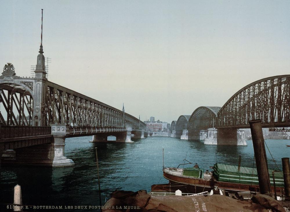 Цветные открытки Нидерландов 1890-х годов 13